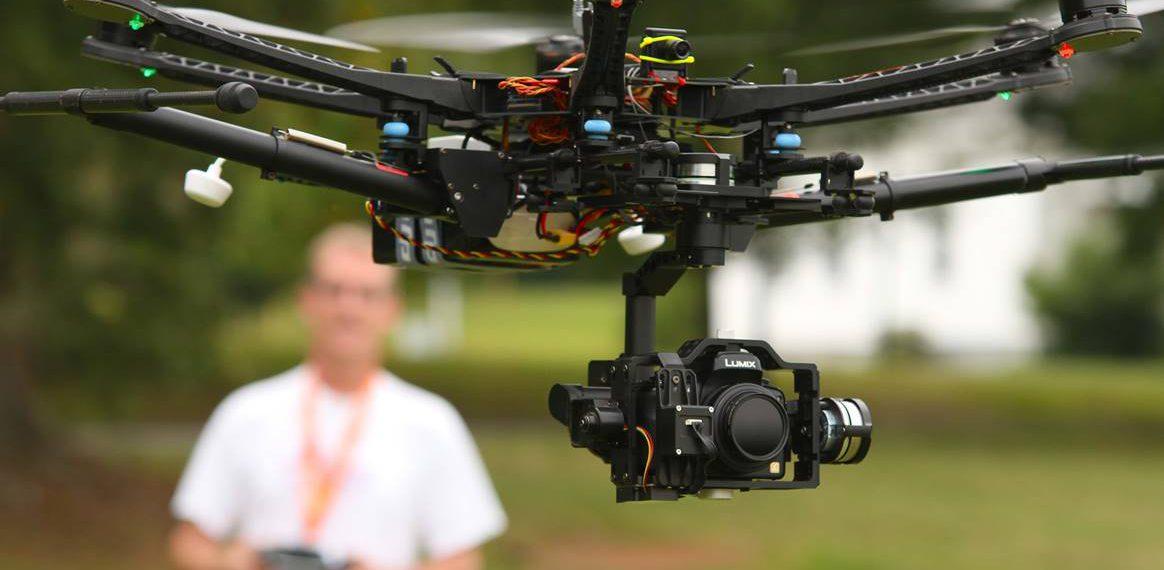 CAMERA / VIDEO DRONES