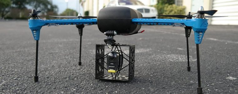Learn About Drone Aerial Photography