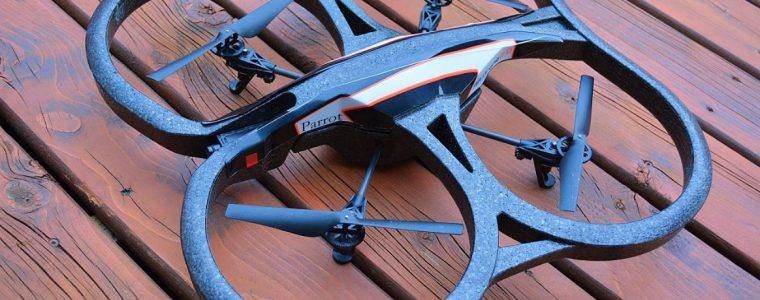 Basic principles of drone autonomous control