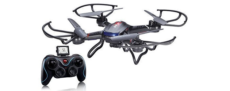 Holy Stone F181 Drone HD Camera Reviews
